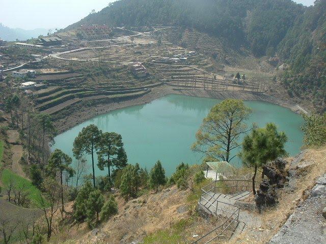 Best Place to visit Khurpa Taal Nainital