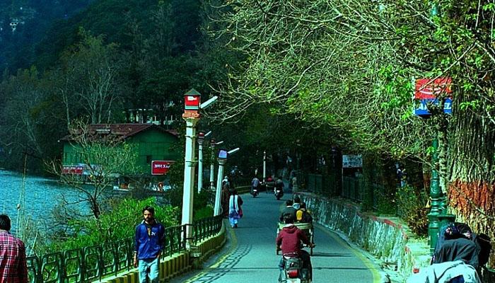 Maal Road Nainital