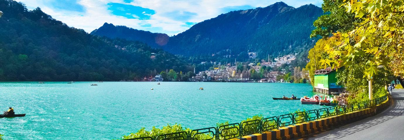 11 places to visit in Nainital - Nainital Lake