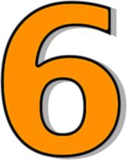 number_6_orange